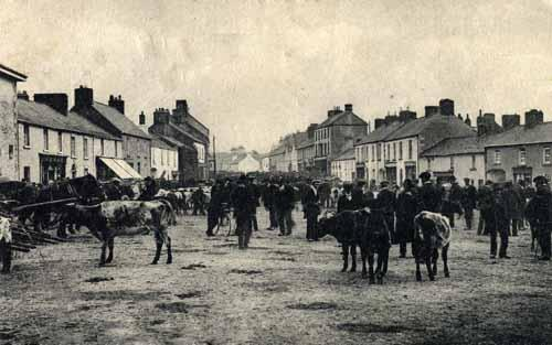 Virginia - Cavan - Market Day