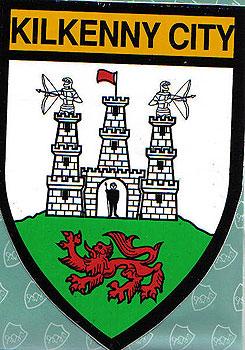 Kilkenny City, Ireland (Ireland Car Sticker)