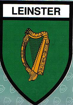 Leinster Irish Province (Irish Car Sticker)