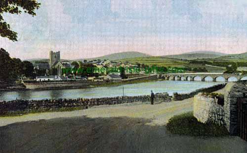 Killaloe - Clare - B/W - Bridge
