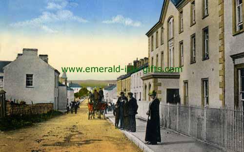 Lisdoonvarna - Clare - Main Street