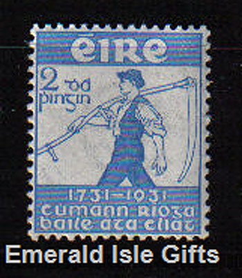 Ireland 1931 Royal Dublin Society Mnh