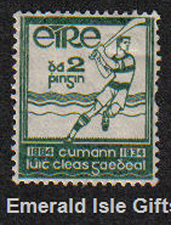 Ireland 1934 Gaelic Athletic Association Anniv. Mnh