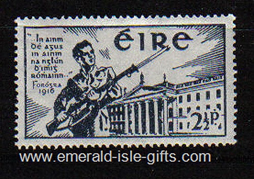 Commem 1929 59 ireland 1941 easter rising 1916 volunteer at gpo mnh ireland 1941 easter rising 1916 volunteer at gpo mnh negle Image collections