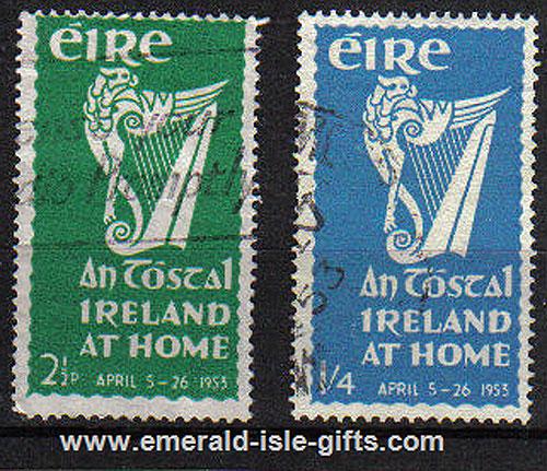 Ireland 1953 An Tostal