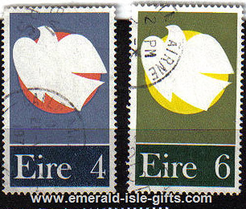 Ireland 1972 Honouring The Patriot Dead Used - 318/9