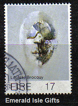 Ireland 1977 Art: Louis Le Brocquy Used - 415