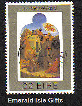 Ireland 1982 St Francis Of Assisi Used