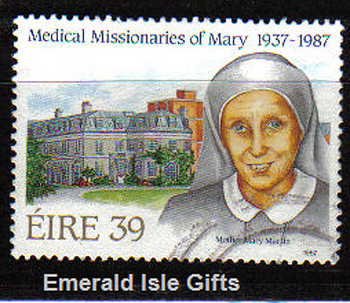Ireland 1987 Medical Missionaries Of Mary Used