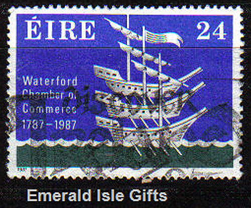 Ireland 1987 Waterford Chamber Of Commerce Used