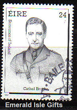 Ireland 1987 Cathal Brugha Statesman & Patriot Used