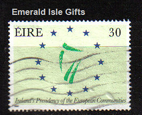 Ireland 1990 Eu Presidency Used