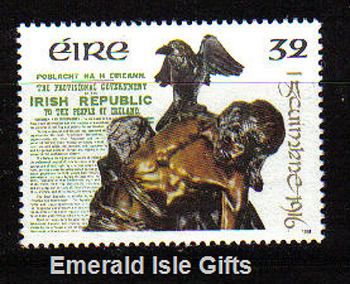Ireland 1991 Easter Rising 75th Anniversary Mnh