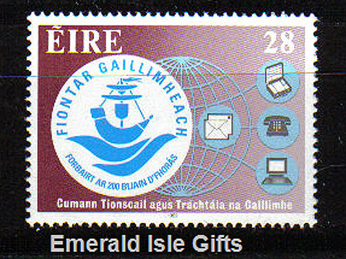 Ireland 1992 Galway Chamber Of Commerce Mnh