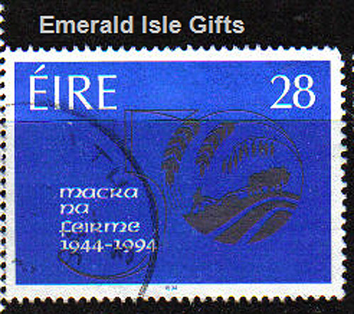 Ireland 1994 Macra Na Feirme Golden Jubilee Used