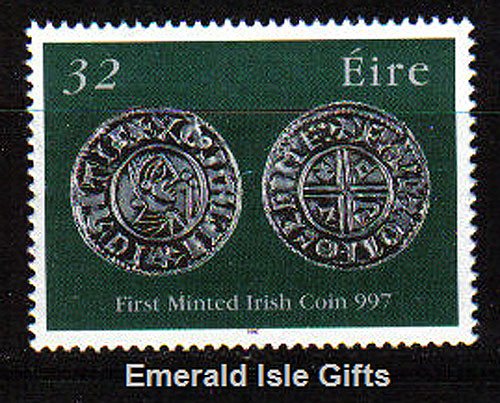 Ireland 1997 Irish Coinage Millenium Mnh