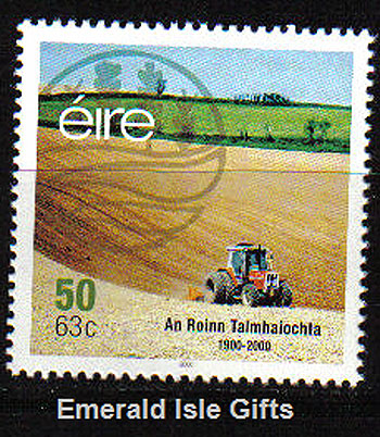 Ireland 2000 Department Of Agriculture Mnh