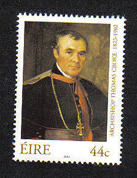 Ireland 2002 Archbishop Thomas Croke Founder Of Gaa