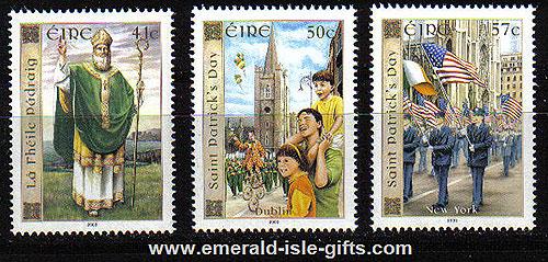 Ireland 2003 St Patrick