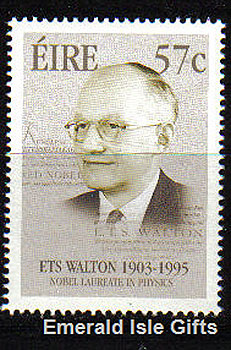 Ireland 2003 Ets Walton Birth Centenary Scientist Mnh