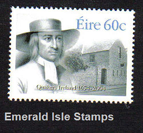 Ireland 2004 Quakers In Ireland Mnh