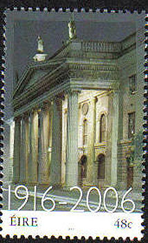 Ireland 2006 Easter Rising 1916 90th Anniv. Mnh Stamp