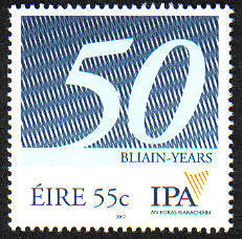 Ireland 2007 Institute Public Administration Mnh Stamp