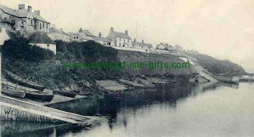 Ballycotton - Cork - Town View