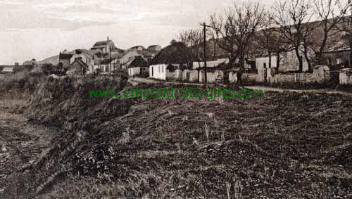 Ballycotton - Cork - Entrance To Village