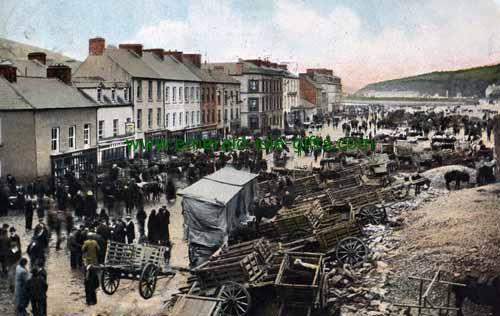 Bantry - Cork - Market Day