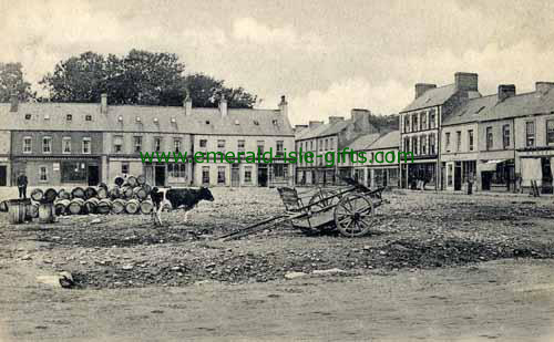 Castlehaven - Cork - B/W - Square