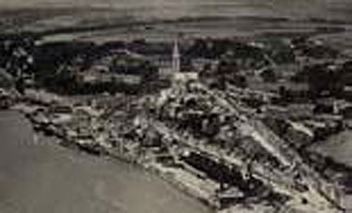 Cobh - Cork - Elevated View