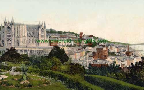 Cobh - Cork - Town View
