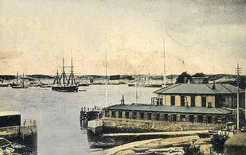 Cobh - Cork - Sail Boats