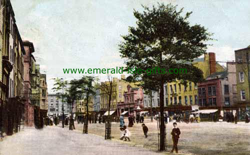 Grand Parade - Cork City old photo