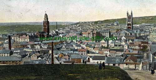 Cork City General View