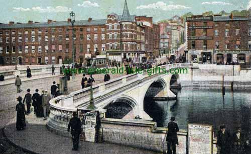Patrick St Bridge - Cork City