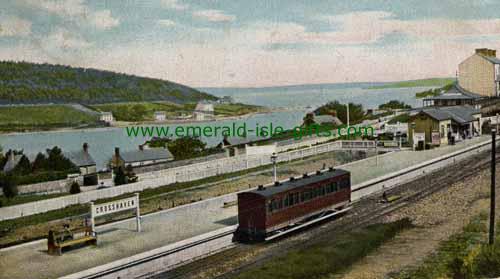 Crosshaven - Cork - Railway