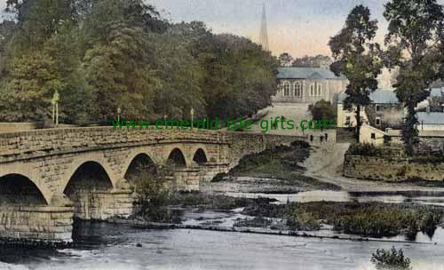 Fermoy - Cork - View Over Bridge