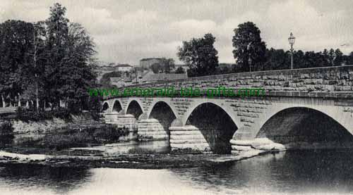Fermoy - Cork - River Bridge