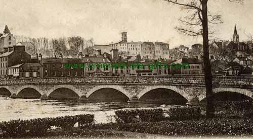 Fermoy - Cork - Town Scene
