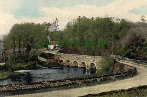 Kilworth - Cork - Bridge And Mills