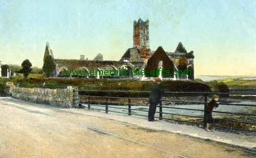 Timoleague - Cork - Abbey