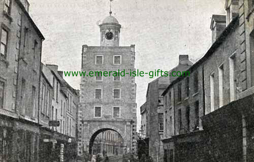 Youghal - Cork - Clock Gate