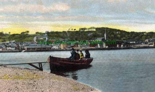 Youghal - Cork - Boat