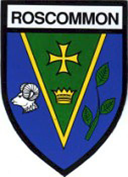 Roscommon County Embroidered Badge