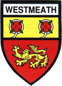Westmeath County Embroidered Badge