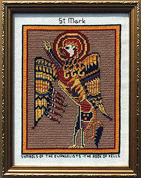 St Mark The Evangelist Book Kells