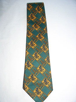 Irish Neck Tie  - Celtic - 5