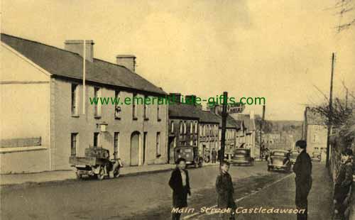 Castledawson - Derry - Main St